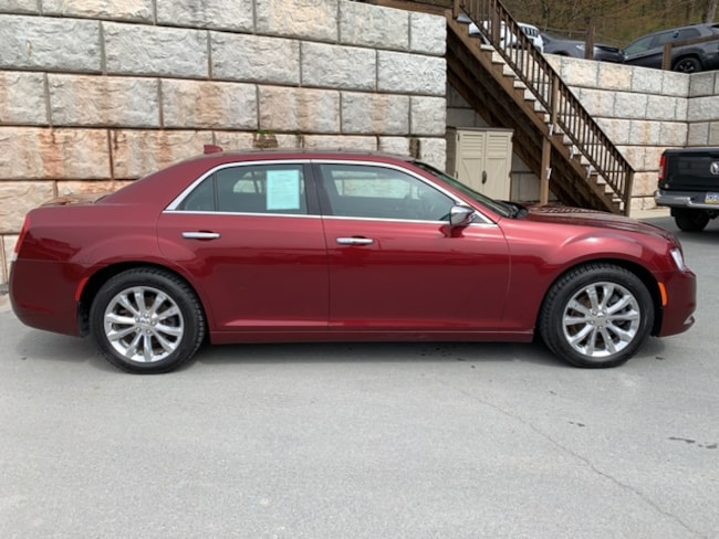Used 2016 Chrysler 300C AWD Car for sale in Honesdale at B & B Chrysler Dodge Jeep Ram