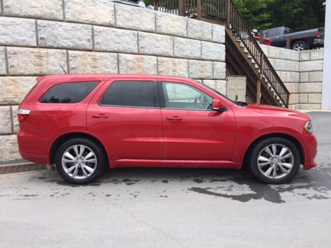 Used 2012 Dodge Durango R/T AWD SUV for sale in Honesdale at B & B Chrysler Dodge Jeep Ram