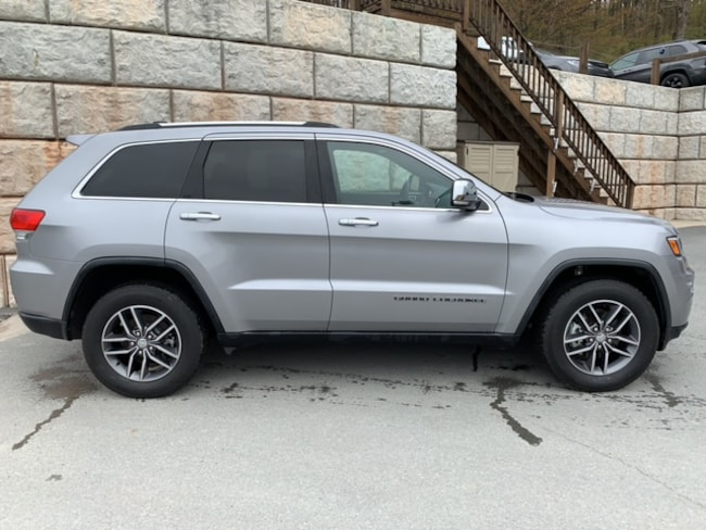 Used 2018 Jeep Grand Cherokee Limited 4x4 SUV for sale in Honesdale at B & B Chrysler Dodge Jeep Ram