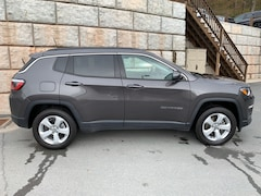 Used 2018 Jeep Compass Latitude 4x4 SUV 3C4NJDBB9JT392800 in Honesdale, near Scranton PA