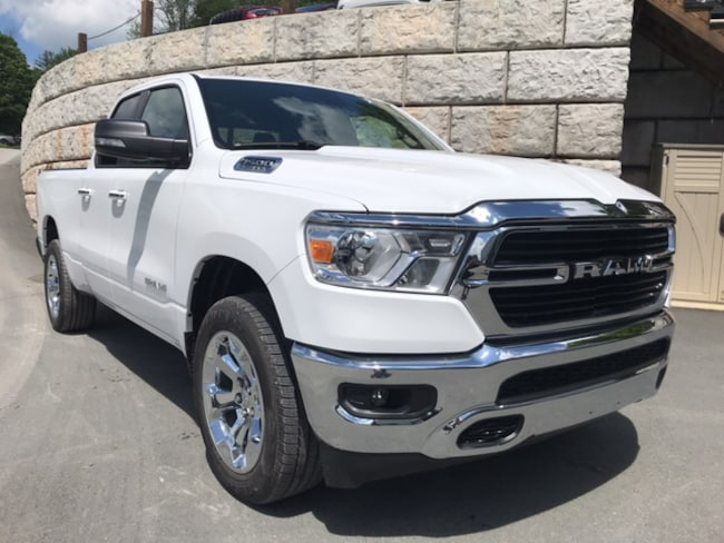 New 2019 Ram 1500 BIG HORN / LONE STAR QUAD CAB 4X4 6'4 BOX Quad Cab for sale in Honesdale at B & B Chrysler Dodge Jeep Ram