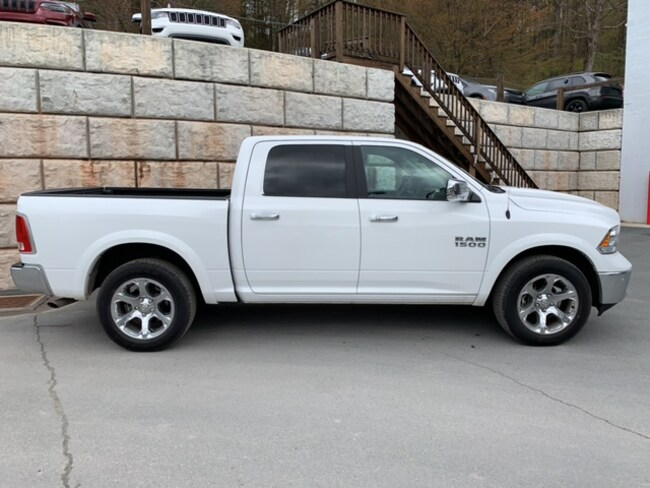 Used 2018 Ram 1500 Crew Cab Laramie Truck for sale in Honesdale at B & B Chrysler Dodge Jeep Ram