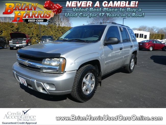 2006 Chevrolet TrailBlazer LS SUV