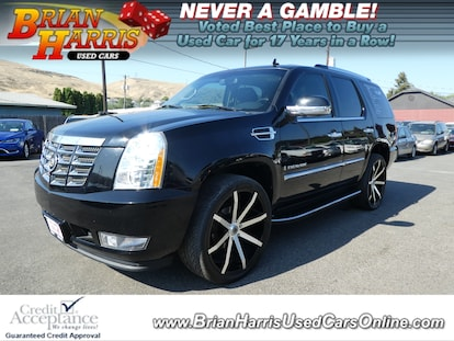 Used 2007 CADILLAC ESCALADE For Sale at Brian Harris Used