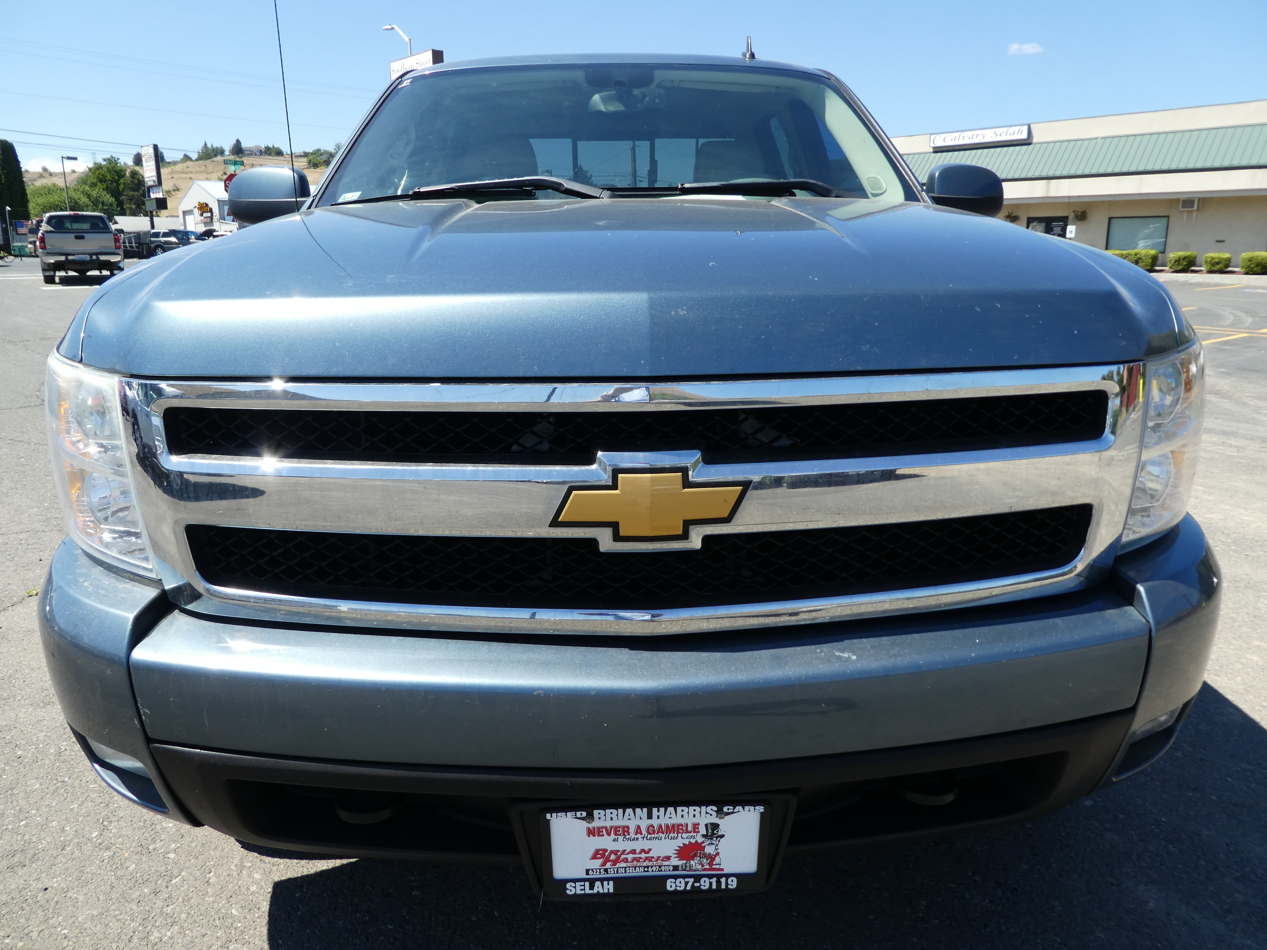 Brian Harris Chevrolet >> Used 2007 Chevrolet Silverado 1500 For Sale At Brian Harris Used