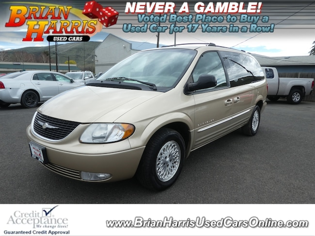 2001 Chrysler Town & Country LXi Van Passenger Van