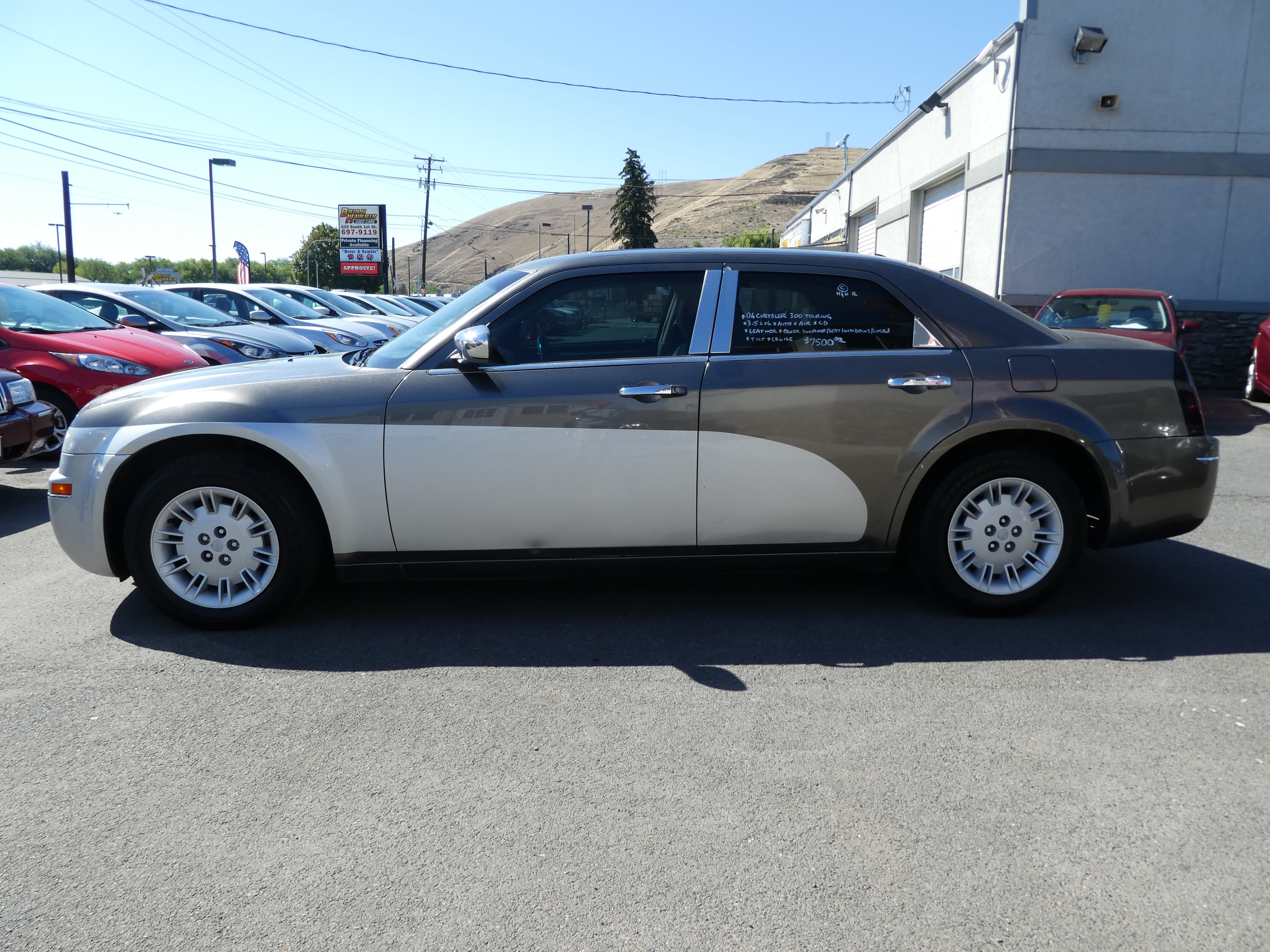 Used 2006 Chrysler 300 For Sale at Brian Harris Used Cars