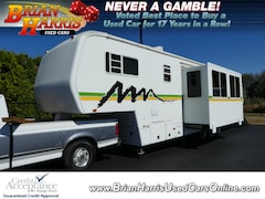 2004 Alfa 39 Foot Toy Hauler 5th Wheel Trailer