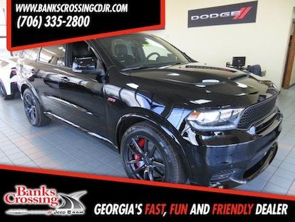 New 2018 Dodge Durango SRT AWD For Sale | Commerce GA