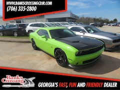 2015 Dodge Challenger R/T Scat Pack Coupe