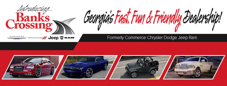 Banks Crossing Chrysler Dodge Jeep Ram New Used Chrysler - Dodge jeep chrysler ram
