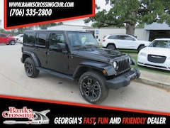2018 Jeep Wrangler Unlimited WRANGLER JK UNLIMITED ALTITUDE 4X4 Sport Utility