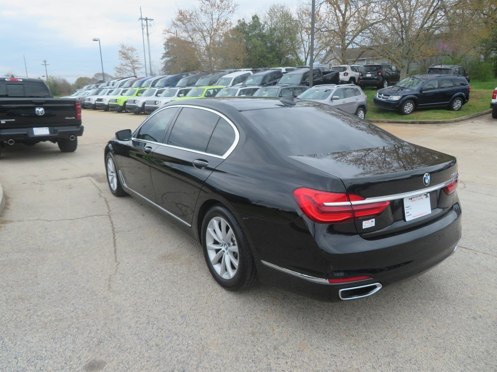 Used 2019 Bmw 7 Series 740i For Sale Commerce Ga