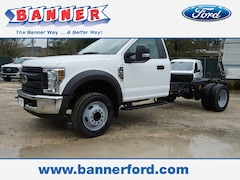 2019 Ford F-450 XL Regular Cab