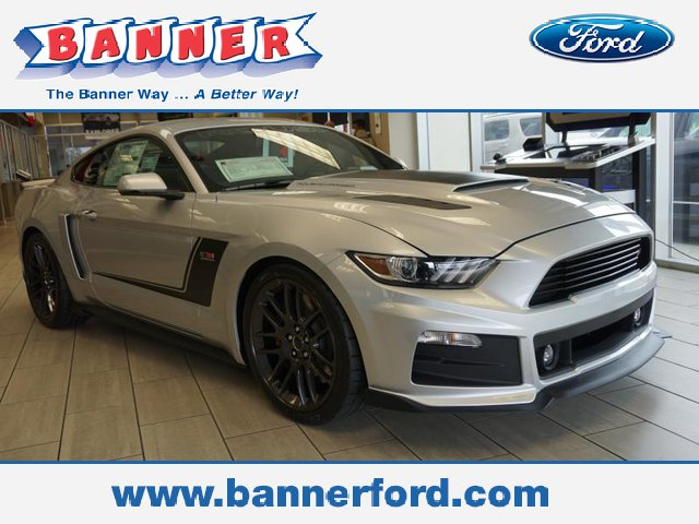 2017 Ford Mustang Roush Stage 3 GT Premium Coupe