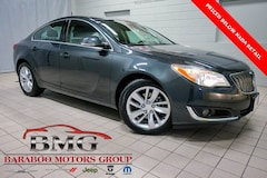 Used 2015 Buick Regal Turbo Sedan 2G4GK5EX4F9275523 in Baraboo WI
