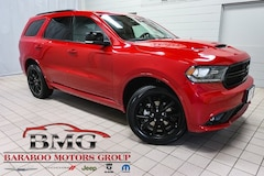 New 2018 Dodge Durango GT AWD Sport Utility 1C4RDJDGXJC415299 near Madison WI in Baraboo