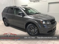 New 2018 Dodge Journey SE Sport Utility 3C4PDCAB7JT521161 near Madison WI in Baraboo