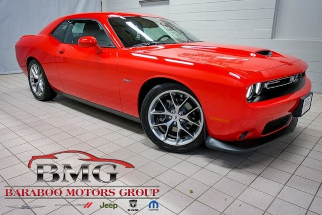 New 2019 Dodge Challenger R/T Coupe near Madison WI in Baraboo