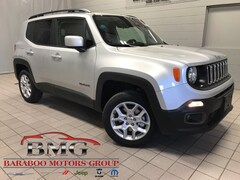 New 2018 Jeep Renegade LATITUDE 4X4 Sport Utility ZACCJBBB4JPJ28819 near Madison WI in Baraboo