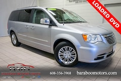 Used 2015 Chrysler Town & Country Touring-L Van 2C4RC1CG9FR554889 in Baraboo WI