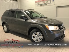 New 2018 Dodge Journey SE Sport Utility 3C4PDCAB7JT531348 near Madison WI in Baraboo