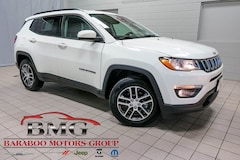 New 2018 Jeep Compass LATITUDE 4X4 Sport Utility 3C4NJDBB7JT401462 near Madison WI in Baraboo