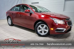 Used 2016 Chevrolet Cruze Limited 1LT Auto Sedan for sale in Baraboo at Baraboo Motors Group Inc.