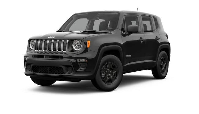New 2019 Jeep Renegade SPORT 4X4 Sport Utility near Madison WI in Baraboo
