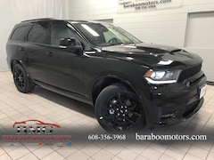 New 2019 Dodge Durango GT PLUS AWD Sport Utility 1C4RDJDG5KC576273 near Madison WI in Baraboo