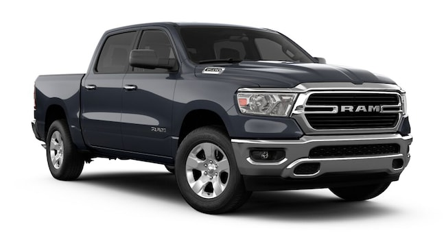 New 2019 Ram 1500 BIG HORN / LONE STAR CREW CAB 4X4 5'7 BOX Crew Cab near Madison WI in Baraboo