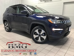 New 2019 Jeep Compass LATITUDE 4X4 Sport Utility 3C4NJDBB7KT599154 near Madison WI in Baraboo
