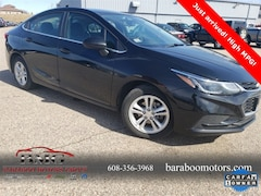 Used 2018 Chevrolet Cruze LT Auto Sedan 1G1BE5SM5J7178303 in Baraboo WI