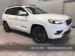 New 2019 Jeep Cherokee HIGH ALTITUDE 4X4 Sport Utility near Madison WI in Baraboo