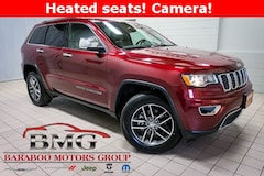 2017 Jeep Grand Cherokee Limited 4x4 SUV 1C4RJFBG2HC791384