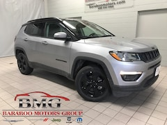 New 2018 Jeep Compass ALTITUDE 4X4 Sport Utility 3C4NJDBB9JT394577 near Madison WI in Baraboo