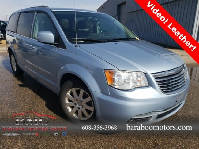 Used 2013 Chrysler Town & Country Touring Van Baraboo