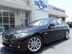 2015 BMW 535i Sedan