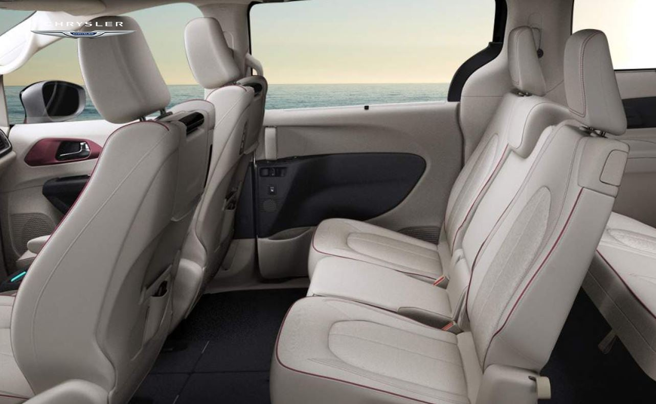 Attractive Interior Features U0026 Technology Of The Pacifica Minivan