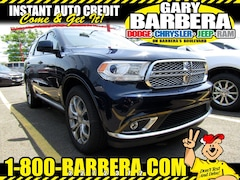 2018 Dodge Durango SXT PLUS AWD Sport Utility All-wheel Drive