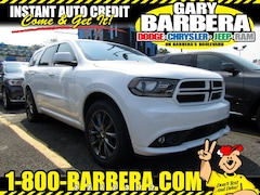 2018 Dodge Durango GT AWD Sport Utility All-wheel Drive