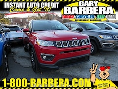 2018 Jeep Compass LATITUDE FWD Sport Utility Front-wheel Drive