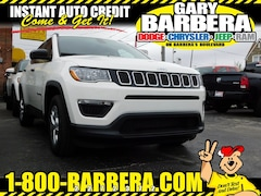 2019 Jeep Compass SPORT FWD Sport Utility Front-wheel Drive