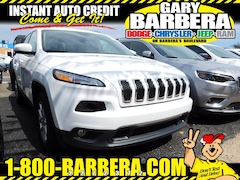 2018 Jeep Cherokee LATITUDE PLUS FWD Sport Utility Front-wheel Drive