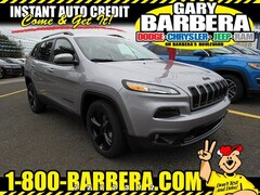 2018 Jeep Cherokee LIMITED FWD Sport Utility Front-wheel Drive