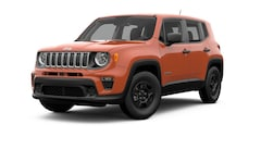 2019 Jeep Renegade SPORT 4X2 Sport Utility Front-wheel Drive