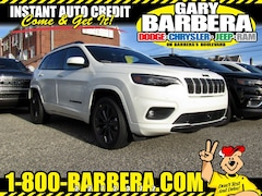 2019 Jeep Cherokee HIGH ALTITUDE 4X4 Sport Utility 4x4