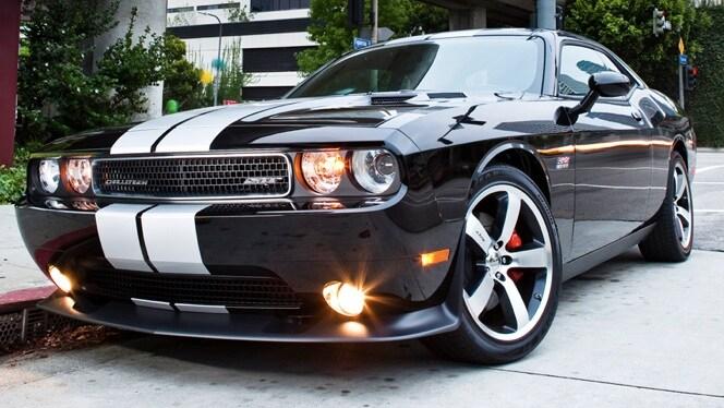 2012 Dodge Challenger SRT8 Specs | Philadelphia Dodge Dealer
