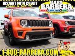 2019 Jeep Renegade ALTITUDE FWD Sport Utility Front-wheel Drive