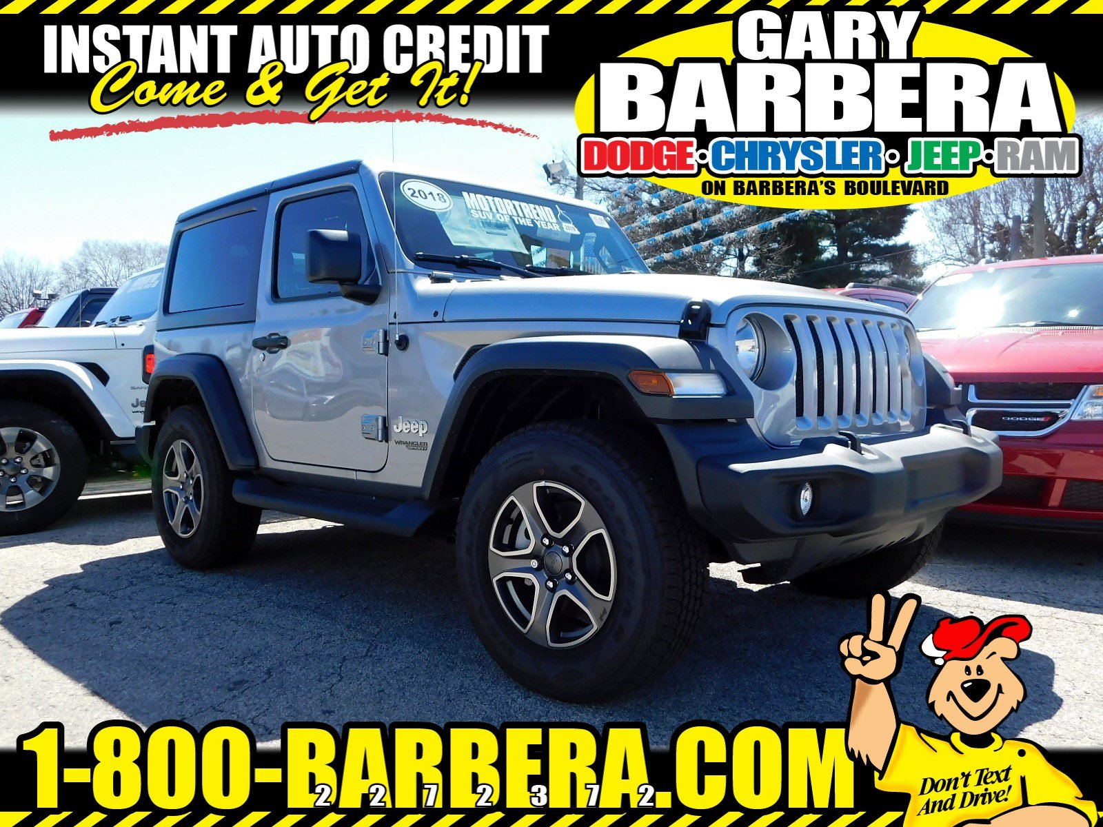 fb9aa5c8 Jeep Wrangler Research at Philadelphia, PA Barbera Autoland Dealer ...